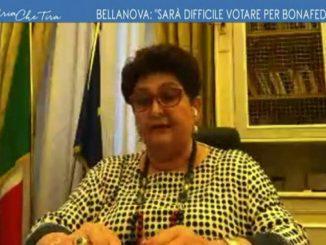 Bellanova: difficile non votare no a Bonafede su giustizia