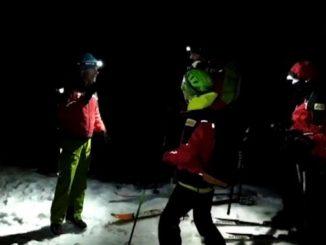 Quattro dispersi sulla Majella, le ricerche del soccorso alpino