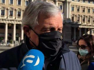 Governo, Tajani (Fi): governo di unità nazionale stabile e serio