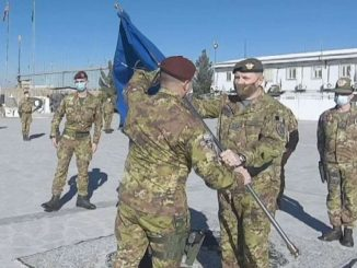 Afghanistan, la Folgore subentra alla Julia al comando del TAAC-W