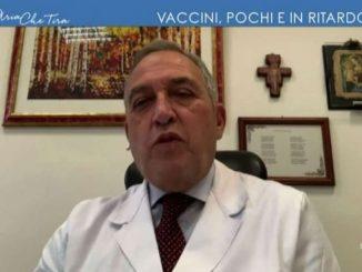 Covid, Vaia: oltre 100 mln dosi di vaccino ReiThera per settembre