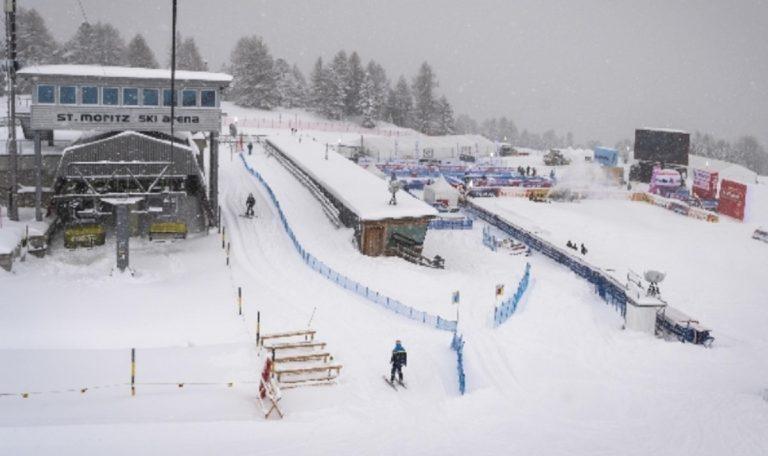 Focolaio St. Moritz
