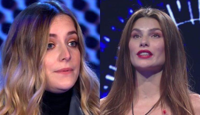 Gaia Zorzi e Dayane Mello