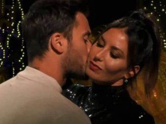 GF Vip Pierpaolo bacio Elisabetta