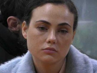 Gf Vip Rosalinda lacrime Giuliano