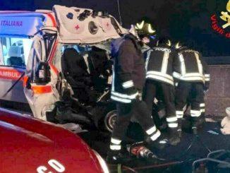 Incidente sull'autostrada A1, 4 feriti