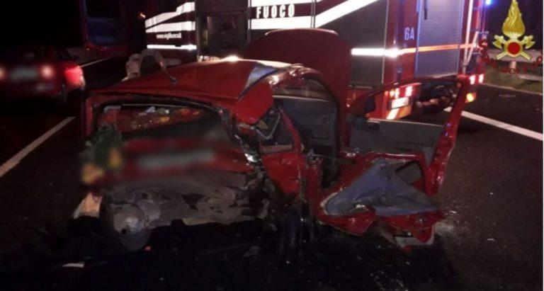 Incidente sull'autostrada A1