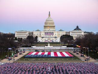 Al via la cerimonia d'insediamento presidenziale: ha inizio l'era Biden