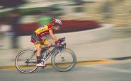 investiti ciclisti sul Garda