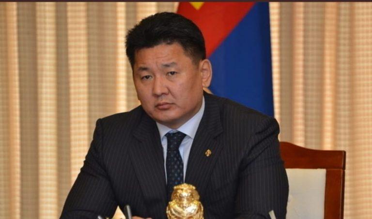 Khurelsukh Ukhnaa si è dimesso in Mongolia