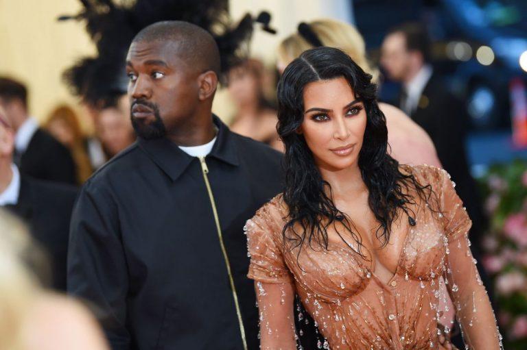 Kim Kardashian West divorzio