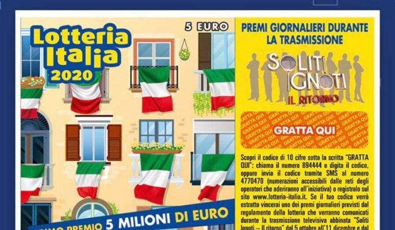 Lotteria Italia 2020 - 2021