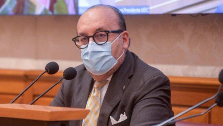 Luigi Vitali sostegno a Conte