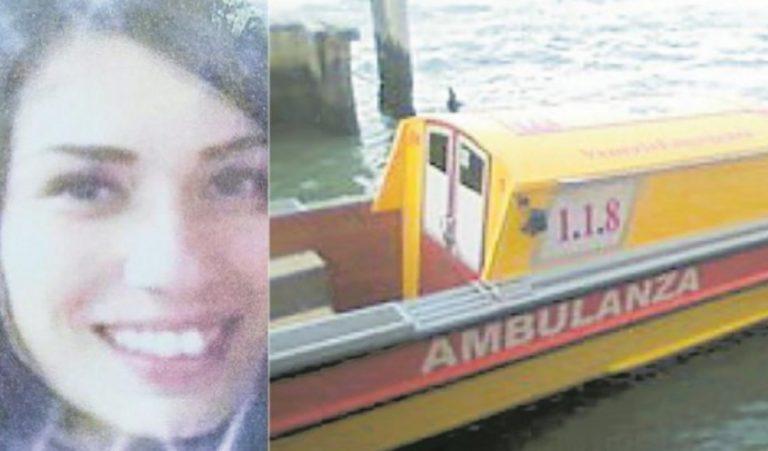 Mamma morta Venezia 28 anni