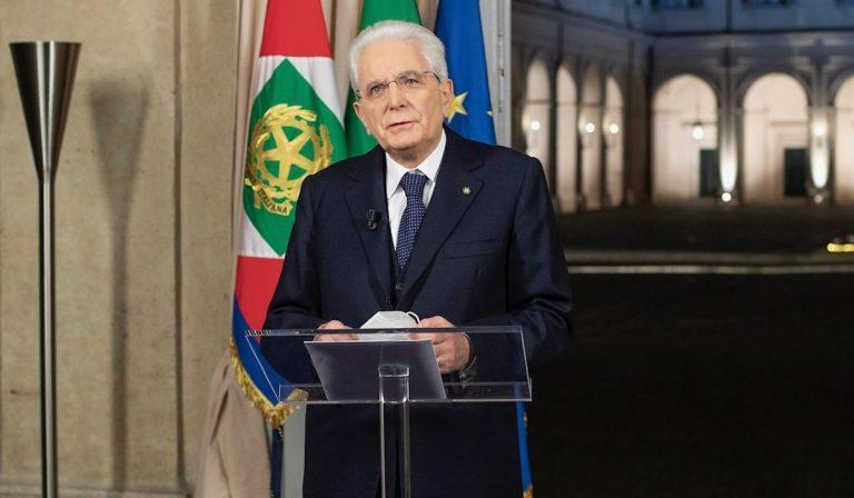 Mattarella ha firmato decreto legge