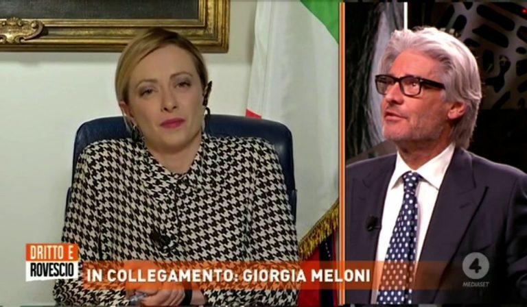 meloni Renzi cose interessanti