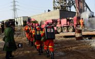 Minatori intrappolati in Cina, tratti in salvo i primi undici superstiti