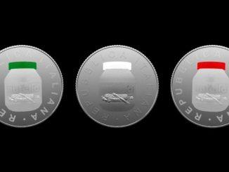 moneta nutella 5 euro