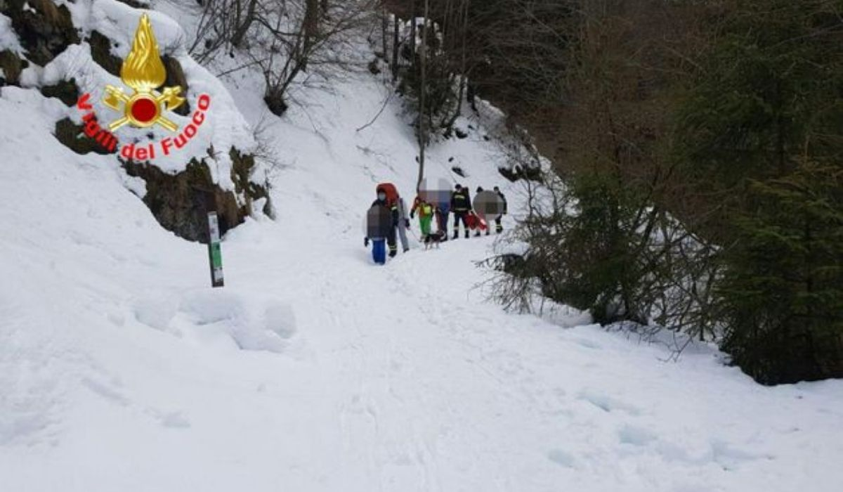 Monte Vareno morta coppia