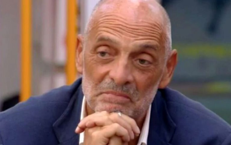 Paolo Brosio contro gf vip