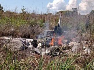 Precipita l'aereo del Palmas, morti 4 giocatori, il presidente e il pilota