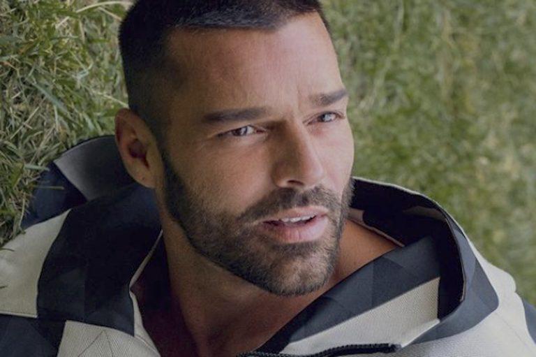 Ricky Martin look