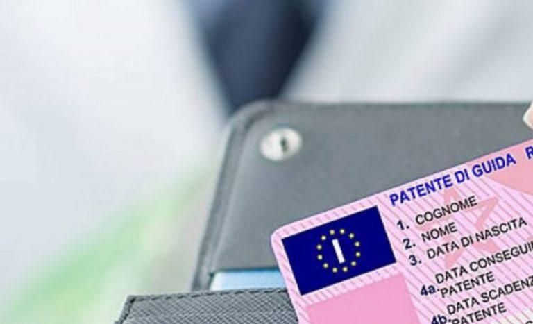 Rinnovo patente scaduta 30 aprile 2021