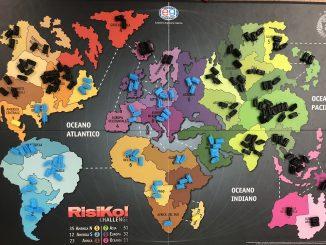 É stata annunciata la serie tv su Risiko, il gioco da tavolo