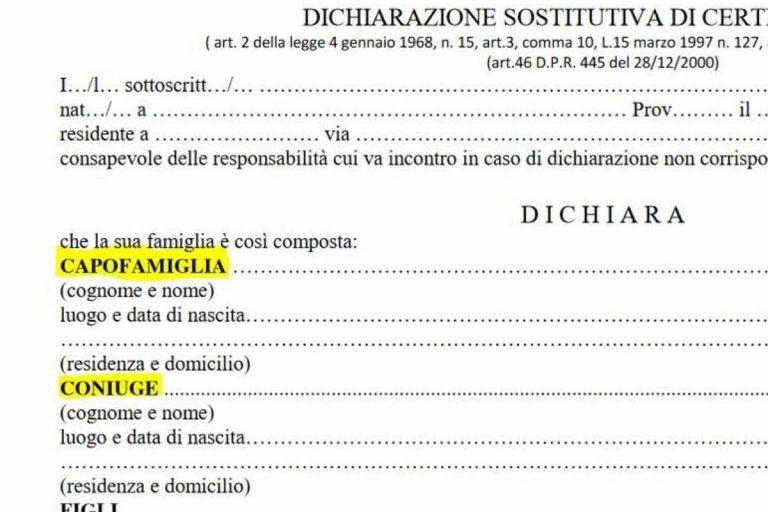 roma scuola capofamiglia
