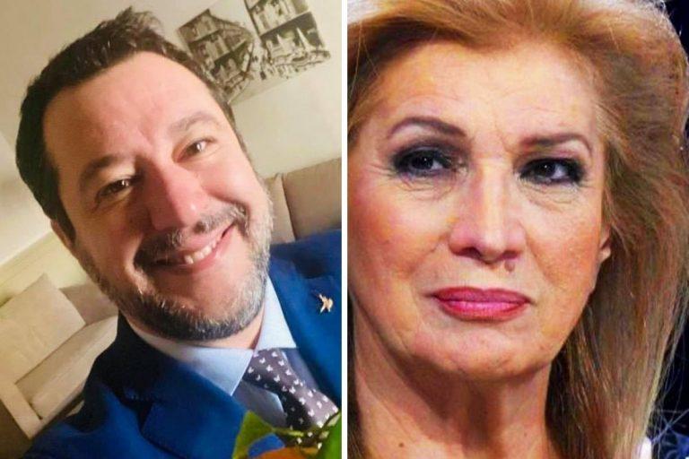 Salvini Iva Zanicchi