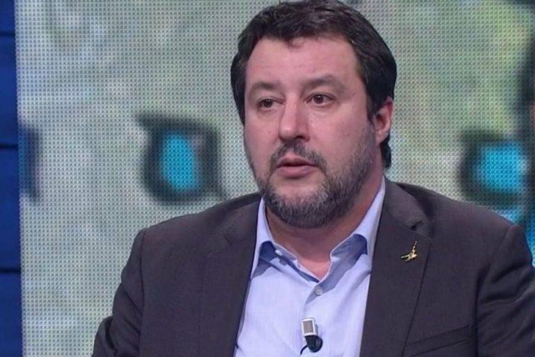 Salvini rifiuto recovery fund