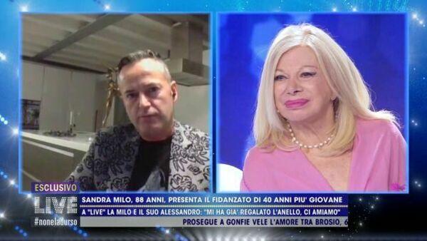 Sandra Milo Andrea Rorato