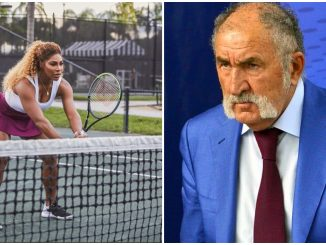 "Tiriac vergognoso su Serena Williams: ""Vecchia e grassa, si ritiri"""