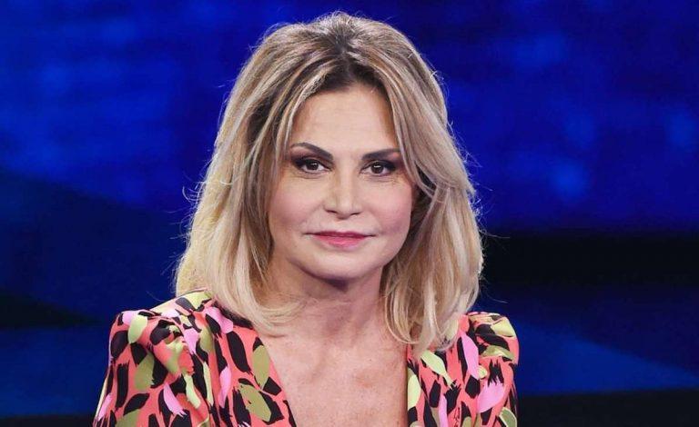 Simona Ventura vaccino