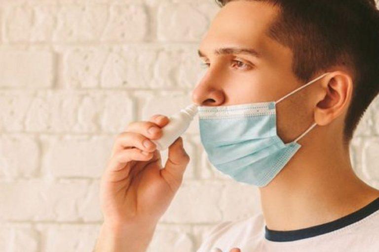 arriva in estate lo spray nasale anti covid