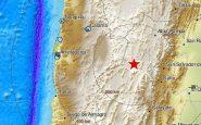 Terremoto in Argentina, scossa di 6 gradi nella provincia di Salta