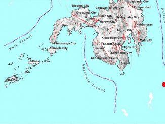 Terremoto nelle Filippine, sisma di 7 gradi Richter a sud est di Davao