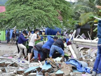 Terremoto Indonesia numero morti