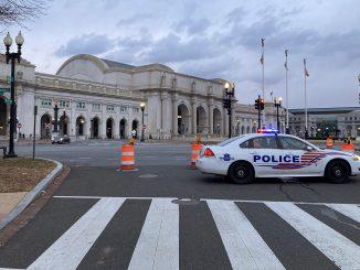 Uomo armato fermato a Washington, aveva falso accredito per il Campidoglio