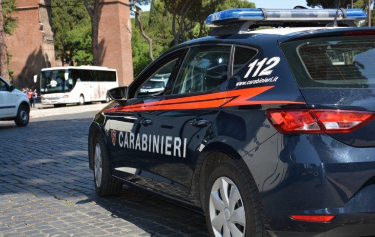 urina chiesa carabinieri