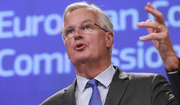 vaccino covid Barnier