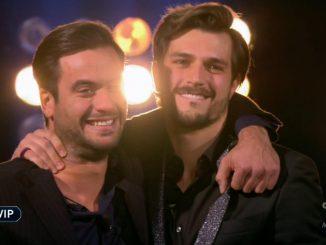 GF Vip, il bacio fra Pierpaolo Pretelli e Andrea Zelletta