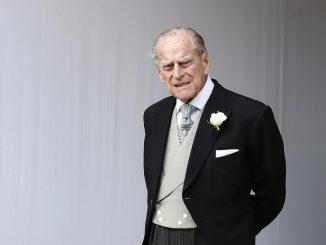 Ricoverato il principe Filippo
