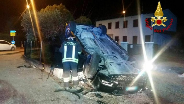 Salzano, muore a soli 25 anni in un incidente