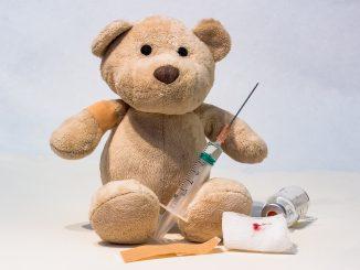 nei bambini i sintomi covid sono ridotti grazie al vaccino per l'influenza