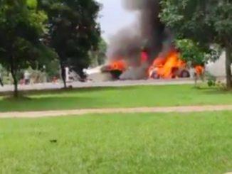 Aereo militare Paraguay
