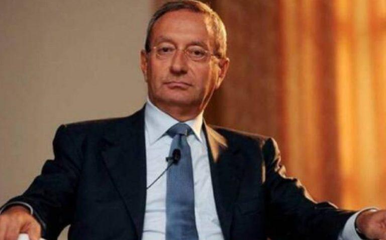 Antonio Catricalà morto suicida