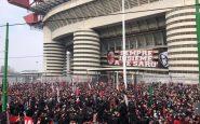 assembramento Milan Inter