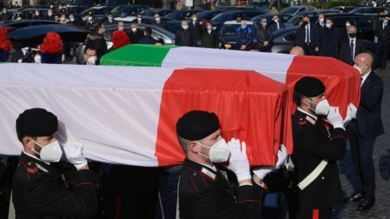 Attanasio Iacovacci funerali