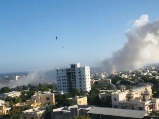 Attentato Somalia Mogadiscio